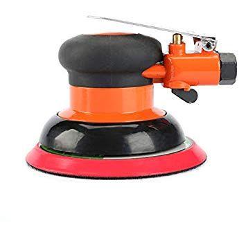 5 Air Random Orbital Sander 125mm Dual Action Palm Pneumatic Sander 10000 Rpm Air Tools Woodworking Vacuums