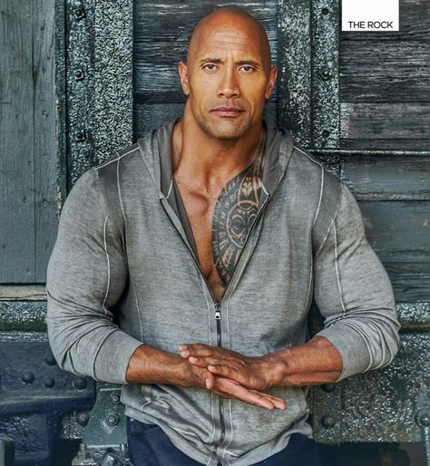 "Dwayne ""The Rock"" Johnson – ily"