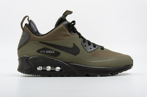 Nike Air Max 1 Mid FB BlackGrey Footwear from Fat