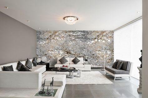 moderne wohnzimmer tapeten tapeten wohnzimmer modern grau im - wohnzimmer design tapeten