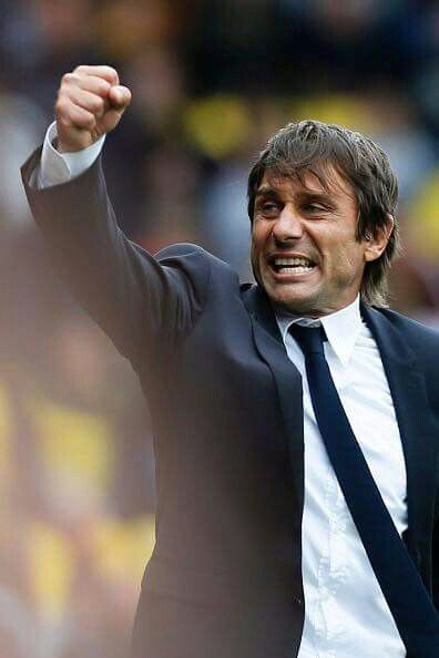 Watford 1 Chelsea FC 2★ What a match. Loving that spirit from Conte and the players #cfc