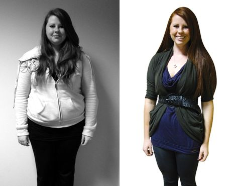 40 pound weight loss images