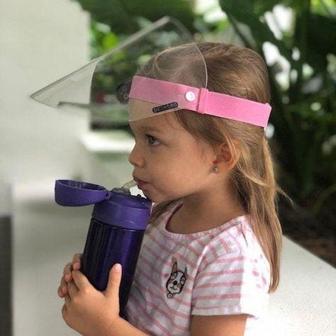 Face Shield Visor Child Adults Lightweight Children/'s Kids facial protector
