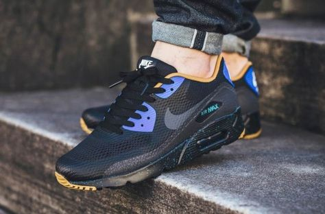 fast delivery coupon codes affordable price Nike Air Max 90 Ultra Essential Bleu Noir Homme Pas Cher | Nike ...