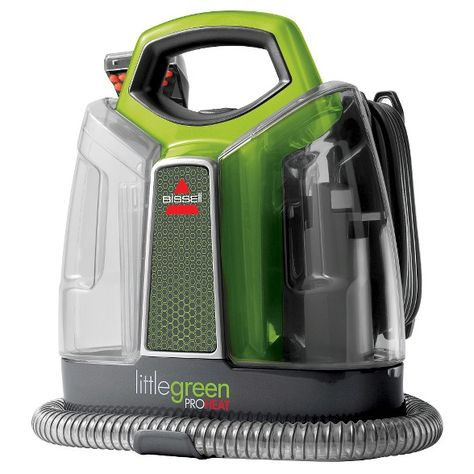 Bissell Little Green Proheat Portable Deep Cleaner 5207g Silver
