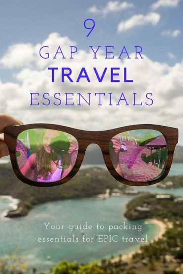 From hiking boots and waterproofs, to high heels and caftans, your packing list will vary depending on your travel style and chosen itinerary. However you should always make room in you backpack for a few travel essentials designed to help you make the most of your adventures. Here's our pick of 9 things that you can't live without on your gap year. Read more at: https://wanderlusters.com/things-that-you-cant-live-without-on-your-gap-year/ #travel #gapyear #wanderlust