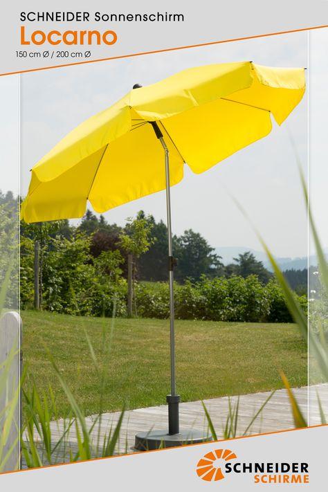 Sonnenschirm Locarno 150 Bzw 200 Cm O Bespannung 100