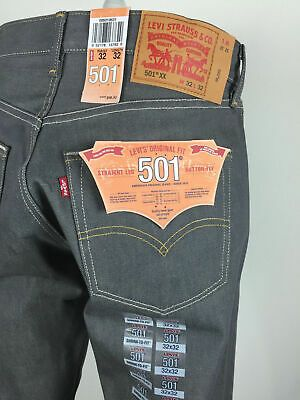 Levis 501 Original Button Fly Shrink To Fit Jeans 30 32 33 34 36 38 40 42 44 46 Jeans Fit Levis Vintage Clothing Slim Fit Men