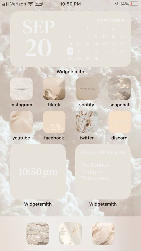 20 iOS 14 Home Screen Ideas for Girls