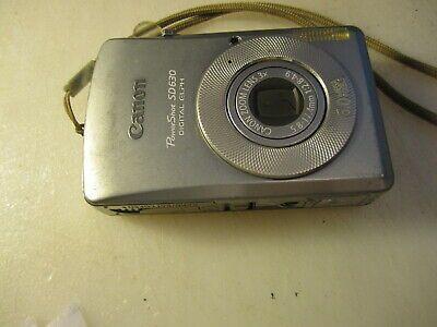 Canon Powershot Camera Sd630 B1 08 Canon Powershot Camera Powershot Digital Camera