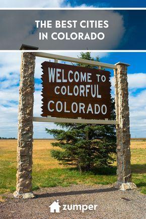 6 Best Places To Live In Colorado Colorado Places To Visit Colorado City Colorado Travel