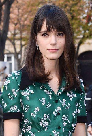 Tres Chic Der French Cut Ist Die Neue Trendfrisur In 2019 Stacy