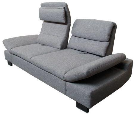 Couch Mit Verstellbarer Ruckenlehne Sofa Mit Verstellbarer