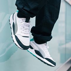 Puma RS 0, RS 100, RS 350 Re invention Pack 'Grey Biscay