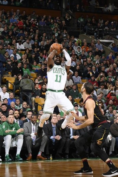 Kyrie Irving Takes The Jumper Kyrie Irving Celtics Kyrie Irving Kyrie Irving 2