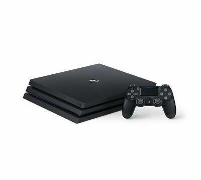 Sony Cuh 7215b Ps4 Pro Gaming Console 1tb Jet Black New Ps4 Gaming Video Playstation4 In 2020 Ps4 Pro Console Sony Playstation Playstation 4