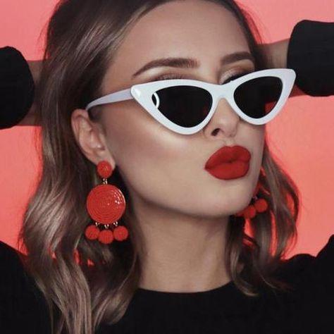 Sexy Cat eye shade for women fashion sunglasses – Benovafashion