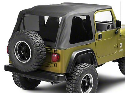 Jeep Wrangler Two Piece Hard Top For Full Doors 97 06 Jeep Wrangler Tj Excluding Unlimited Jeep Wrangler Tj Jeep Wrangler Jeep