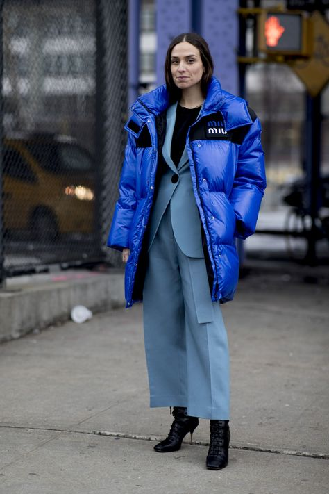 The Best Street Style Looks From New York Fashion Week Fall 2019 - Fashionista