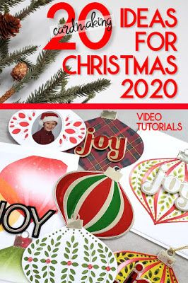 All You Need For Christmas Crafting In 2020 Christmas Cards To Make Christmas Crafts Christmas Cards
