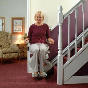 Chair Lift System Stair Lift Slim And Fit Chair Lift