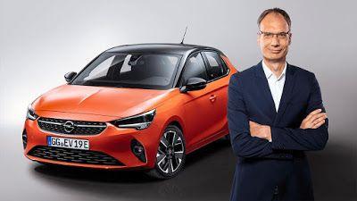 Riwal888 Blog Opel Ceo Michael Lohscheller Awarded Manbest 2019 Opel Corsa Automotive News The Right Man