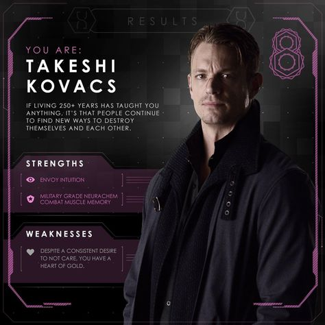 Altered Carbon!