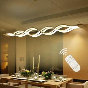Lustre LED Moderne 3000k 6000k Dimmable | Luminaire