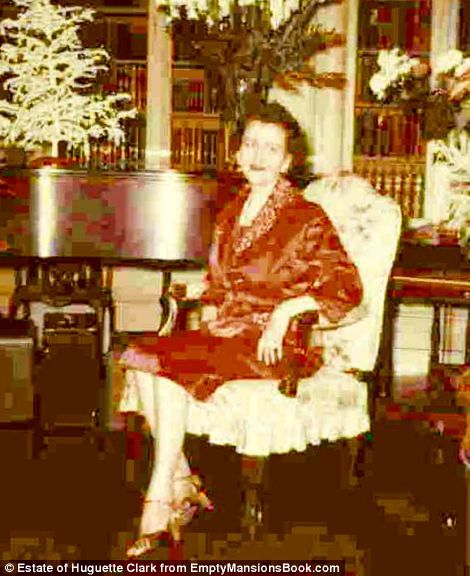 Huguette Clark Images Mansions