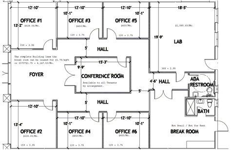Floor Plan Office Layout Plan Office Floor Plan Small Office Design