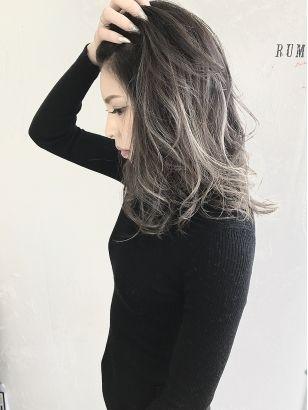 2019年夏 セミロングの髪型 ヘアアレンジ 人気順 41ページ目