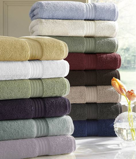 Plush Egyptian Cotton Bath Towel Or Sheet With Optional