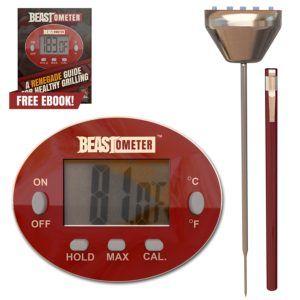 Backyard Grill Digital Meat Thermometer - BACKYARD HOME