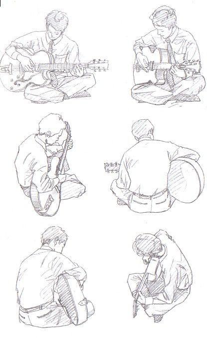Pose Drawing: Natsume Sketch: So-net Blog   - 参考 - #Blog #drawing #Natsume #Pose #Sketch #Sonet #参考