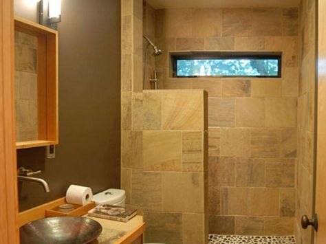 45 Bathroom Window Ideas 2019 For Various Designs Small Bathroom Window Simple Bathroom Tuscan Bathroom Decor