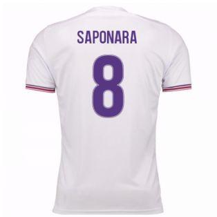 93552bcb5 ACF Fiorentina Away Shirt Jersey 17-18 saponara