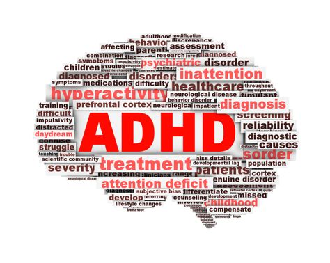10 Signs of Adult ADHD - Maybe one of my health issues, maybe not, OR maybe  one of my sons health issues?