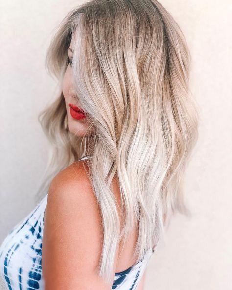 22 Schone Toasted Coconut Haare Kokosnuss Haar Frisur Dicke Haare Balayage Kurze Haare
