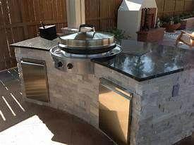 Design Your Perfect Outdoor Kitchen Houzz Outdoor Kitchen Outdoor Kitchen Design Patio Kitchen