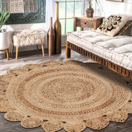 Home With Images Round Rug Living Room Indoor Rugs Rugs In