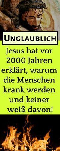 Unglaublich Dass Bisher Kaum Jemand Bescheid Weiss Jesus Geheime Lehren Jesus Zitat Ernahrung Hobbies To Try Jesus Health