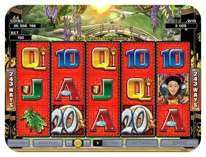 slot machine articles