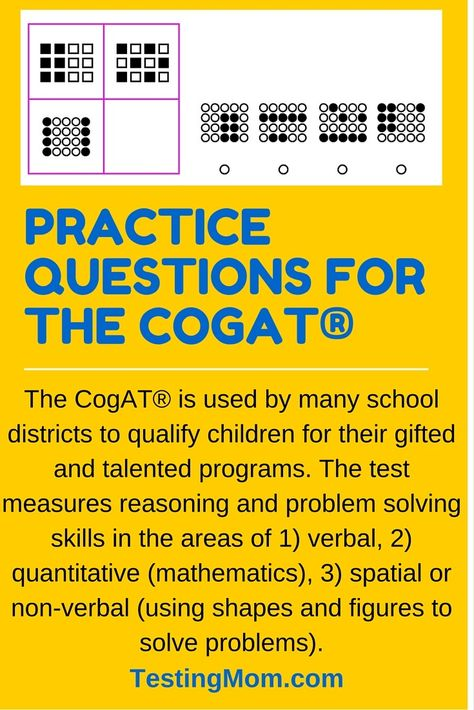 16 best cogat practice images on pinterest test prep gifted 16 best cogat practice images on pinterest test prep gifted education and assessment fandeluxe Gallery