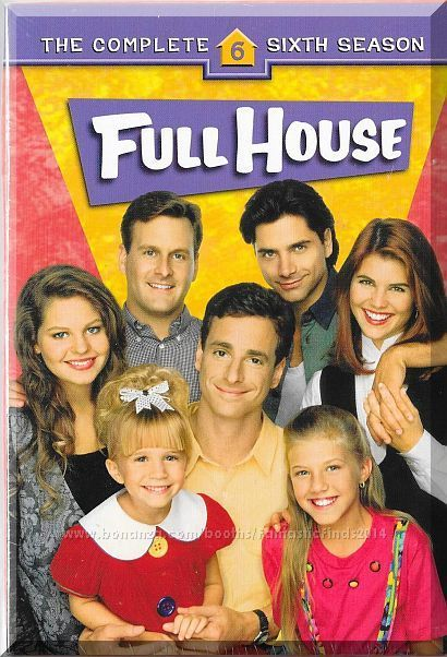 The Laughter Continues In Season Six Of This Family Comedy Series But Not Before Pulling A Few Heartstrings First Only 8 0 Full House Best Tv Shows Tv Shows