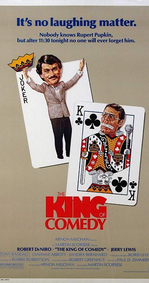 The King of Comedy (1982) - IMDb