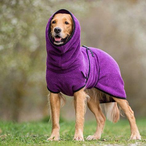 Hundebademantel dryup cape - #Cape #dryup #Hundebademantel
