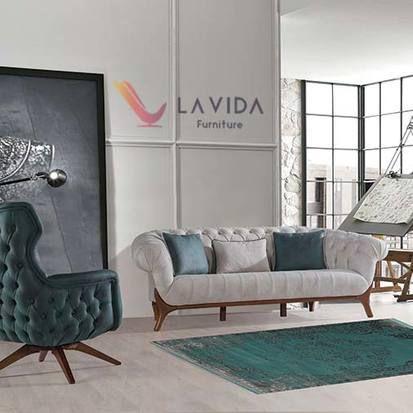 Laprada 3 1 Sofas Set Natural And Vibrant Colors Of Prada Special Nubuck Fabric And Natural And Vibrant Colors Sofa Design Furniture Furniture Design Modern