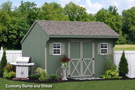 Amish Garden Sheds Sheds Vinyl Storage Shed Kit Prefab Vinyl Garages Pa Garden Sheds Backyard Structures Garden Tool Shed Prefab Sheds