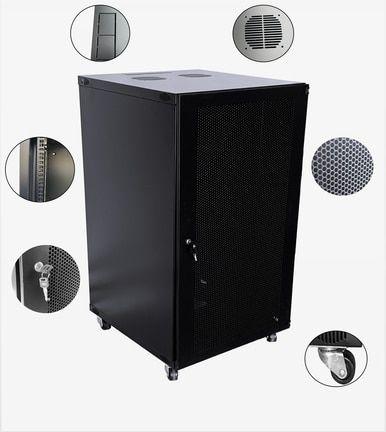 server cabinet wall mount rack