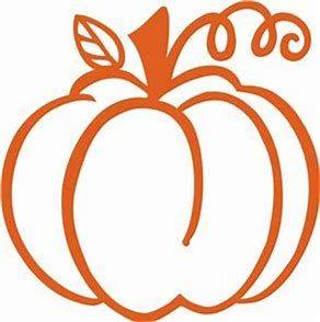 pumpkin template cricut  Image result for Free Pumpkin SVG Files for Cricut Vinyl ...